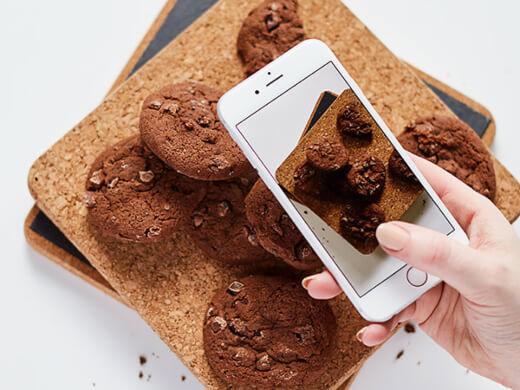 Exante Doppel-Schokolade Cookie