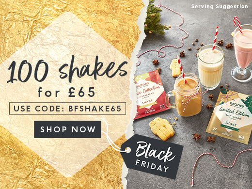 100 SHAKES FOR £65