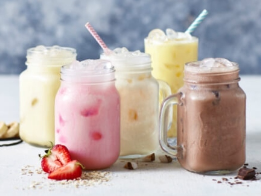 60 SHAKES AND SOUPS FOR £45