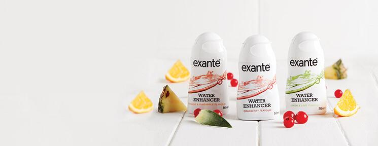 Exante Water Enhancer Bundle
