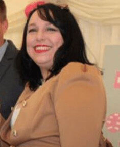 Kelly Haydon before