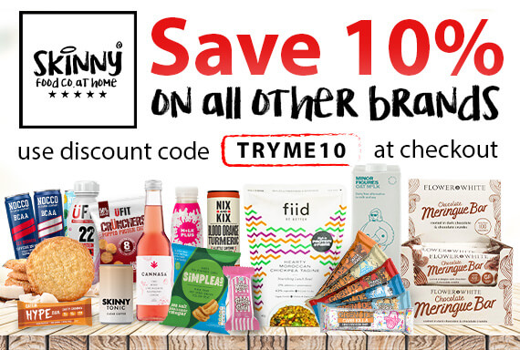 The Skinny Food Co - Save 10% off other brands
