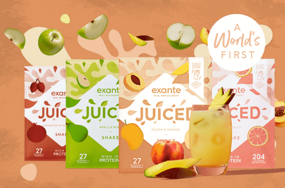 Try all flavours of JUICED!