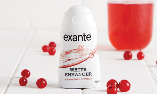 Water Enhancer Cranberry Flavour