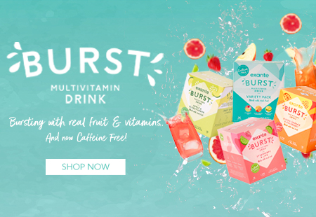 BURST Multivitamin Drink Caffeine Free