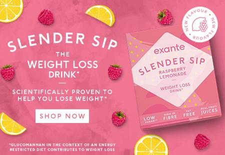 exante Raspberry Lemonade Slender Sip