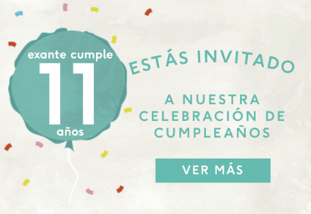 exante is 11 You're invited to our 11th Birthday Sale 'Discover Offers'