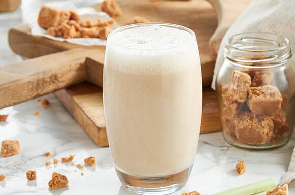 Batido para adelgazar de Toffee-Caramelo de la Dieta Exante