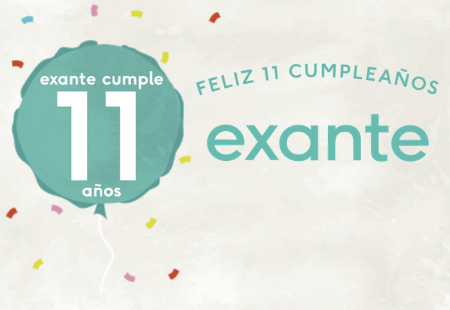 Exante 11th Birthday