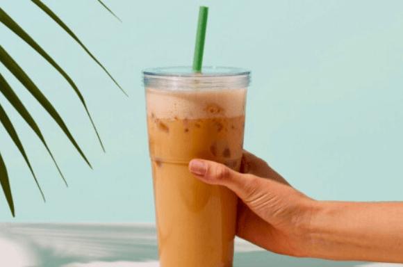 Frappé de Café con Leche y Caramelo   Dieta Exante