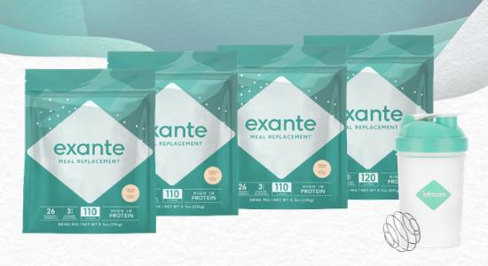 exante shake