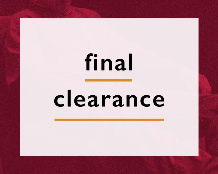 Final Clearance | Shop Men's