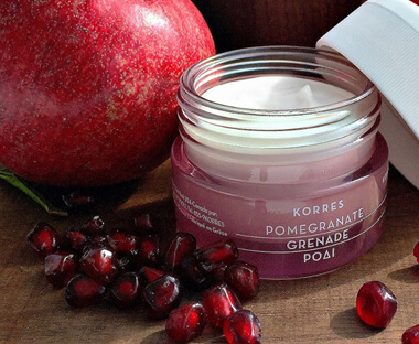 Pomegranate – Pore-minimising