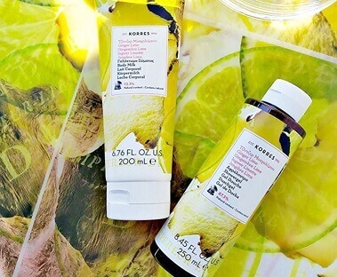 Ginger Lime Body Collection