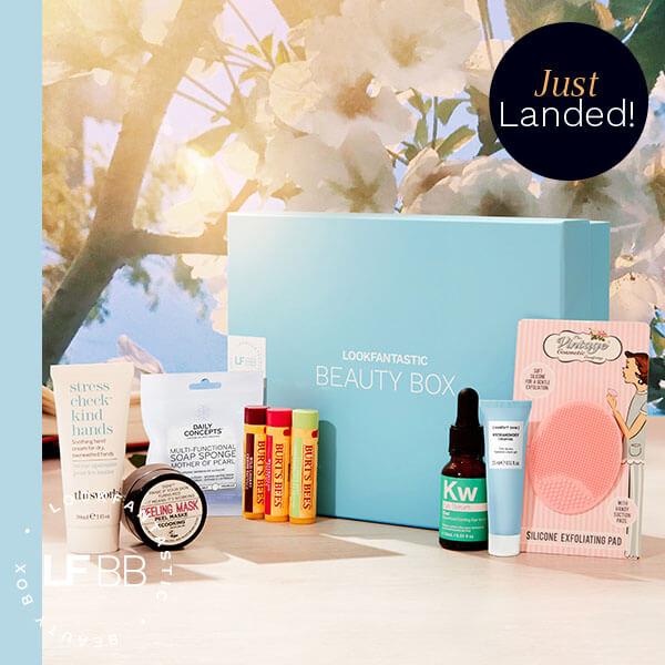 Unsere Mai Beauty Box ist gelandet!