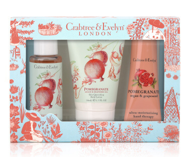 Crabtree & Evelyn produkter