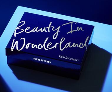 lookfantastic Beauty Box #BeautyInWonderland