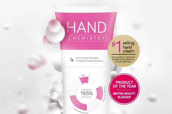 Om Hand Chemistry