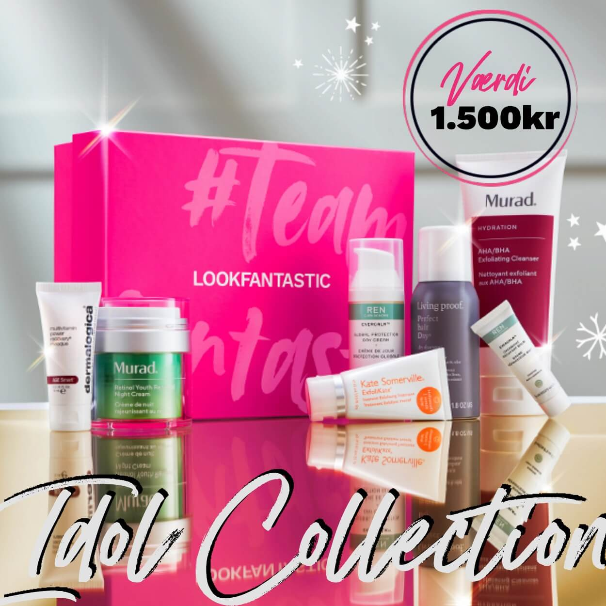 LOOKFANTASTIC X UNILEVER Limited Edition