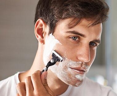 Barberingsgel