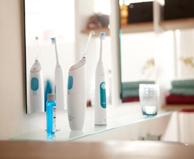 Electriske Tandbørster