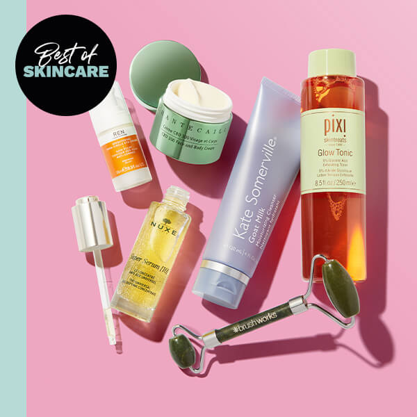 Can't-Live-Without Skincare​