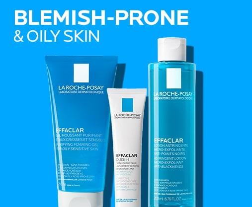 La Roche-Posay for blemish prone skin