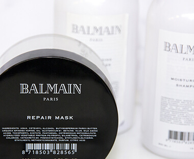 Balmain for normal hair
