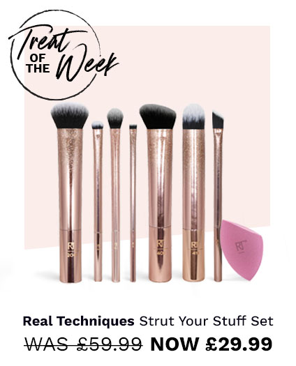 Treat of the week: Real Techniques