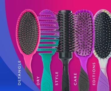 WetBrush Professional Brushes