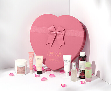 'Rose Collection' Limited Edition Beauty Box