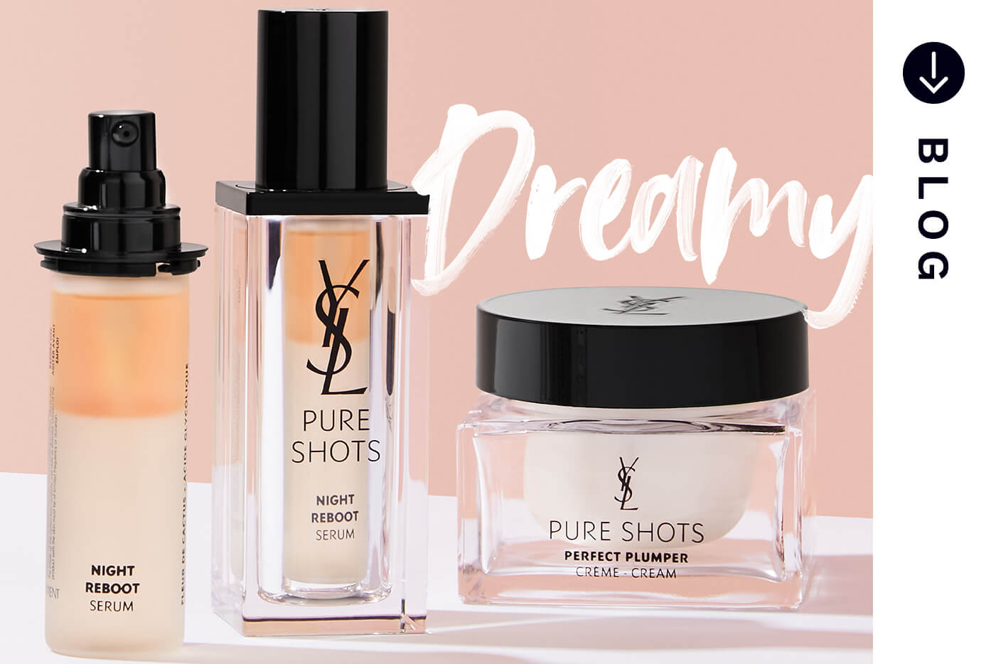 Discover a premium beauty routine from YSL, designed to make you look and feel fantastic