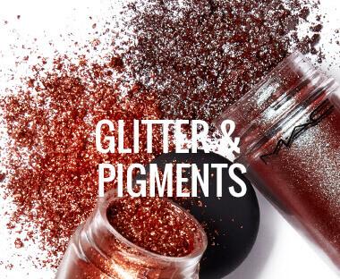 MAC Glitter & Pigments