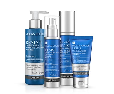 RESIST for Wrinkles + Dry Skin