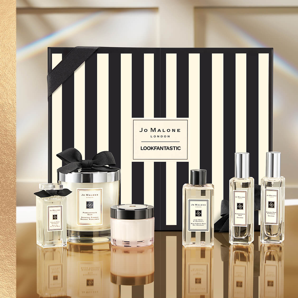 LOOKFANTASTIC x Jo Malone London Limited Edition Beauty Box