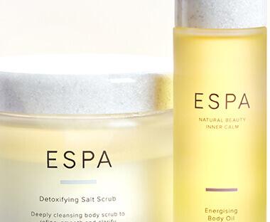 ESPA: Win a Spa Day