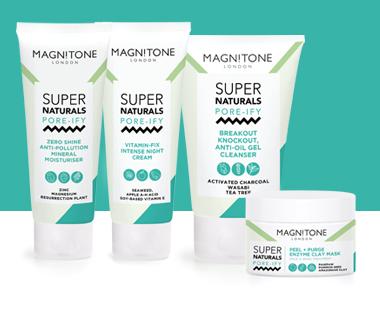 Magnitone London skincare