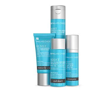 Resist For Wrinkles & Oily Skin