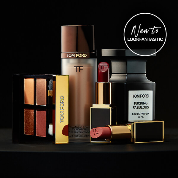 discover tom ford beauty, new to lookfantastic