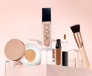 Zoeva meikkivoiteet & puuterit