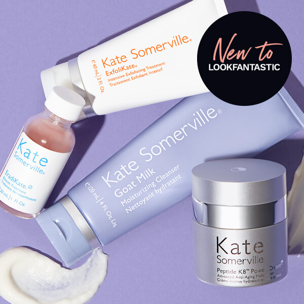 Nouveau sur LOOKFANTASTIC - Kate Somerville !