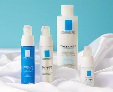 La Roche-Posay Sensitive Skincare