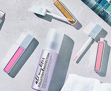 Look de festival : votre palette makeup offerte pour 60€ de commande sur cette selection !