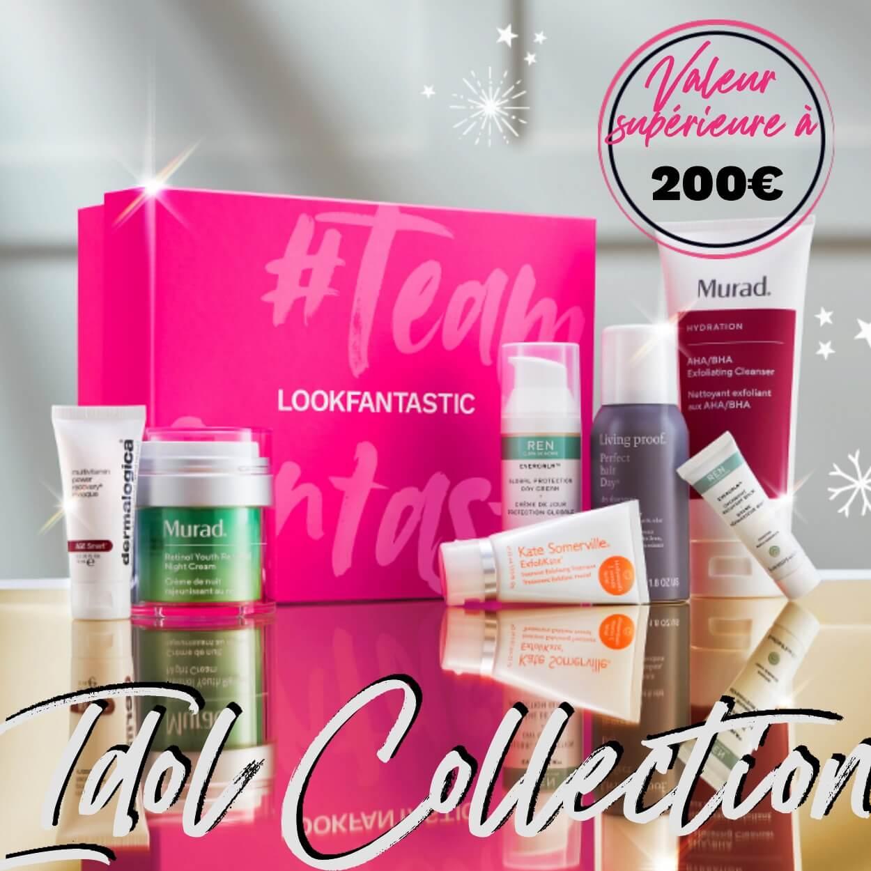La Beauty Box Idol Collection de LOOKFANTASTIC