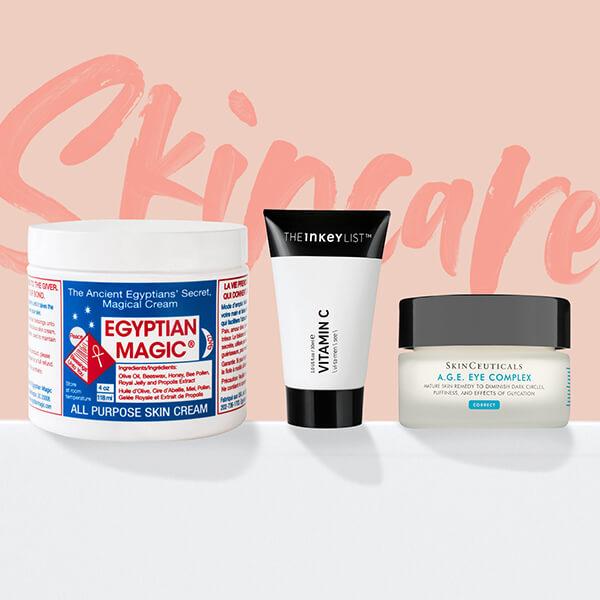 Découvrez votre nouvelle routine soins de peau avec nos grandes marques de soins de la peau. Avec <b> The Ordinary, Pixi </b> et <b> CeraVe </b>, entre autres.