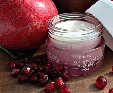 Pomegranate – Pore-minimising
