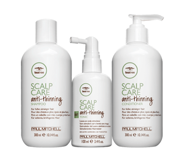 Tea Tree Anti- Thinning Scalp Care
