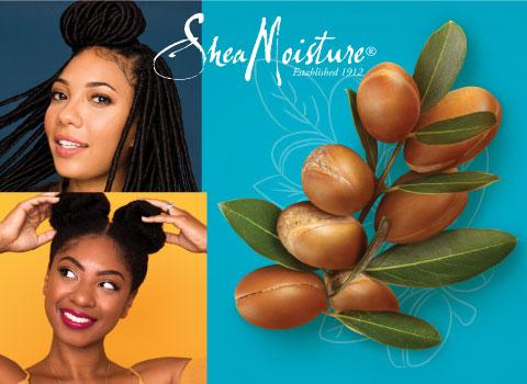 Shea Moisture Shea Boter Haarverzorging krullend haar