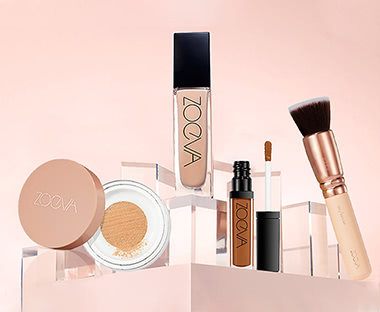 Zoeva Foundation & Powder