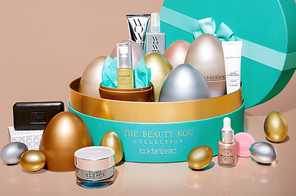 Beauty Egg Collection